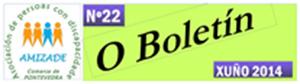Boletín 22; xuño de 2014
