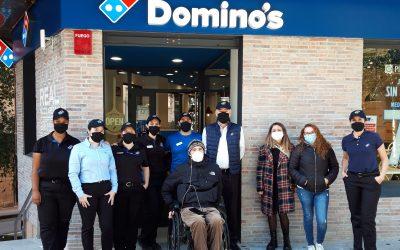 Colaboración económica de Domino´s Pizza
