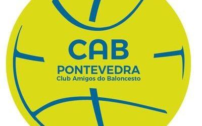 Convenio de colaboración entre Amizade e o CAB Baloncesto Pontevedra